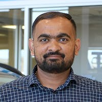 Darshan Patel at Capital Ford Lincoln Inc.