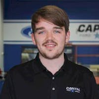Curtis Truckle at Capital Ford Lincoln Inc.
