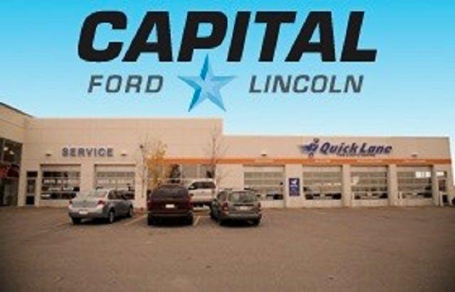 Capital Ford Lincoln Inc. - Service Center, Regina, SK, S4X 4P7