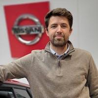 Ian McFarlane at Wright Nissan