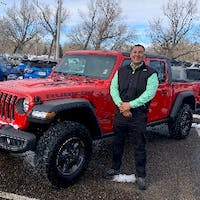 Danny Vasquez at Cowboy Chrysler Dodge Jeep Ram