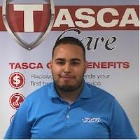 Jose  Burgos at Tasca Chevrolet