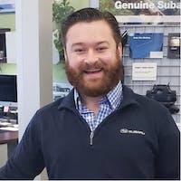 Sam Moskow at Garavel Subaru