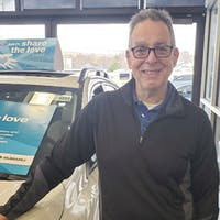 Dave Novik at Garavel Subaru