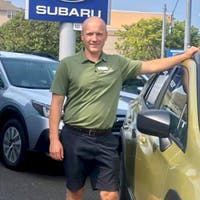 Gary Baumann at Garavel Subaru