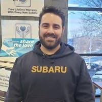 Joe Gurrieri at Garavel Subaru
