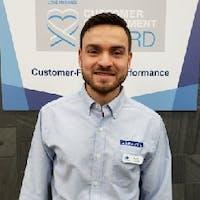 Danny De Almeida at Garavel Subaru - Service Center