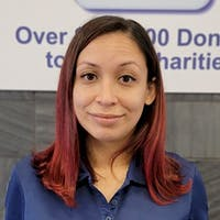 Evelyn Santiago at Garavel Subaru