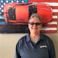Theresa Oitker at Zumbrota Ford Inc. - Service Center