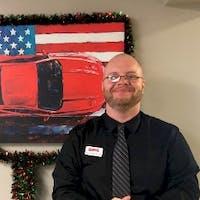 Gary Klueckman at Zumbrota Ford Inc.