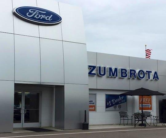 Zumbrota Ford Inc., Zumbrota, MN, 55992
