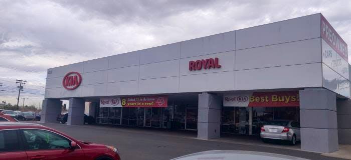 Royal Kia, Tucson, AZ, 85712