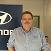 Bob  Young at Franklin Sussex Hyundai