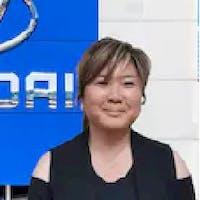 Susan Kim at Puente Hills Hyundai