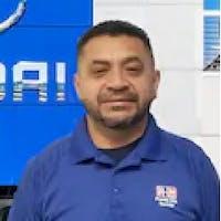 Javer Esquivel at Puente Hills Hyundai - Service Center