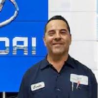 Javier Olivares at Puente Hills Hyundai - Service Center