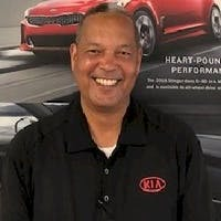 Hank Brown at Kia Of Chattanooga