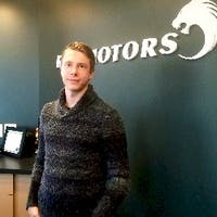 Artur Shveykin at RAVMOTORS