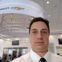 Chris Hancock at Landers Chevrolet Cadillac of Joplin