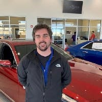 Joey Milstead at Landers Chevrolet Cadillac of Joplin