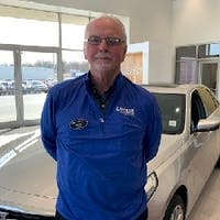 Pete Hizen at Landers Chevrolet Cadillac of Joplin