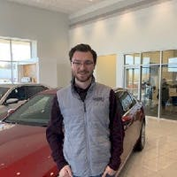 Grant  Testerman at Landers Chevrolet Cadillac of Joplin