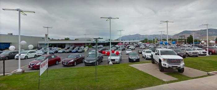 Ken Garff Buick GMC, Ogden, UT, 84405