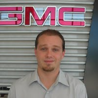 Josh  Reed at Heritage GMC Buick