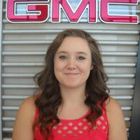 Katie Stovall at Heritage GMC Buick