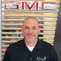 Jason Leek at Heritage GMC Buick