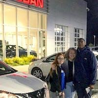 """Martin """"Paul"""" Alvarado at McDonough Nissan"""