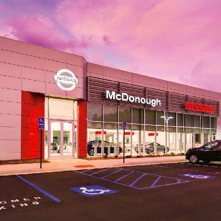 McDonough Nissan, McDonough, GA, 30253