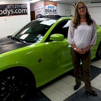 Sonja Griesbach at Woody's Automotive Group