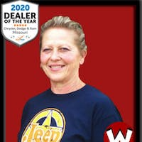Polly Applebury at Woody's Automotive Group