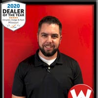 John Grienenberger at Woody's Automotive Group