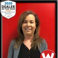 Kim Lepanto at Woody's Automotive Group