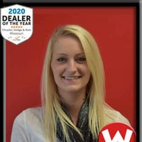 Sarah  Crosser at Woody's Automotive Group