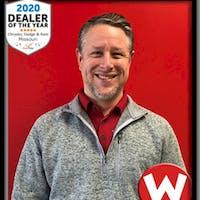 Jason Latta at Woody's Automotive Group