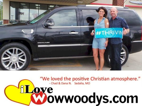Woody's Automotive Group, Chillicothe, MO, 64601