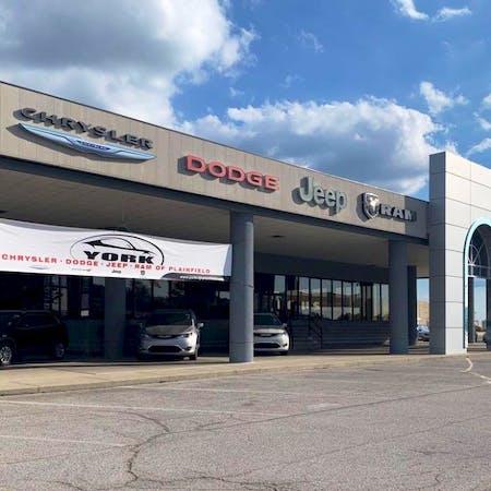 York Chrysler Dodge Jeep Ram of Plainfield, Plainfield, IN, 46168