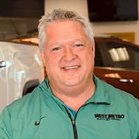 Jeff Tischner at West Metro Buick GMC