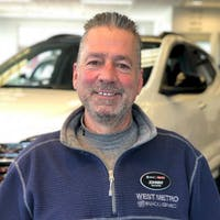 John Kinsell at West Metro Buick GMC