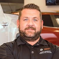 Jared Nebel at West Metro Buick GMC