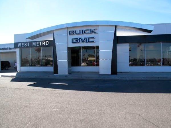 West Metro Buick GMC, Monticello, MN, 55362