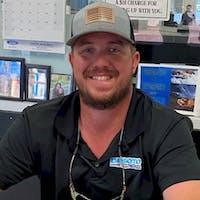 Tyler  Jackson  at Desoto CDJR - Service Center