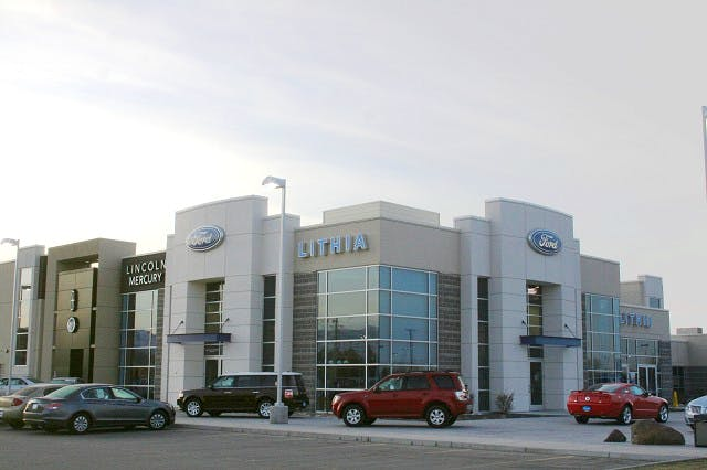 Lithia Ford Boise >> Lithia Ford Lincoln Of Boise Ford Lincoln Service Center