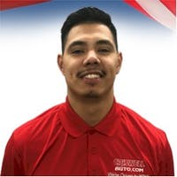 Jared Orellana at Criswell Chevrolet