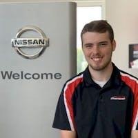 Colin Brennan at Nissan of Streetsboro