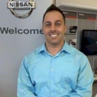 Nick morano at Nissan of Streetsboro