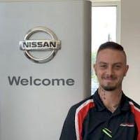 Thomas Gilliam at Nissan of Streetsboro